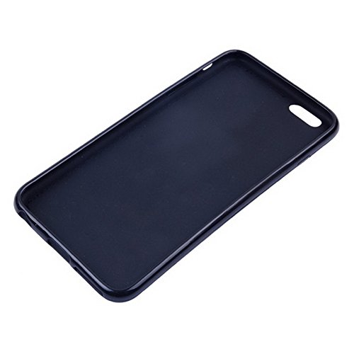 Phone Taschen & Schalen Star Pattern Niet Stil TPU Fall für iPhone 6 Plus & 6S Plus ( SKU : S-ip6p-0140b )