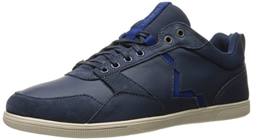 Diesel Mens Happy Hour S-tage Fashion Sneaker Medievale Blu / Mare Turco