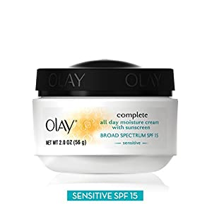 Olay Complete All Day UV Moisture Cream with SPF 15, 2 Ounce