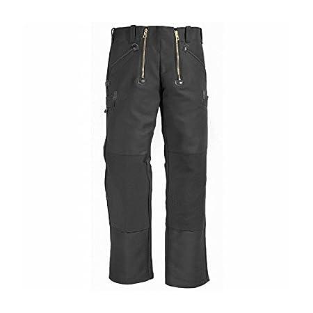FHB 70086-20-48 Klaus Pantalon de chantier Taille 48 en Noir