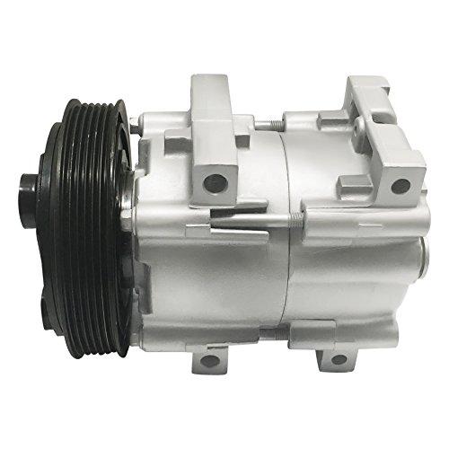 Ford Ranger A/c Compressor - RYC Remanufactured AC Compressor and A/C Clutch EG128