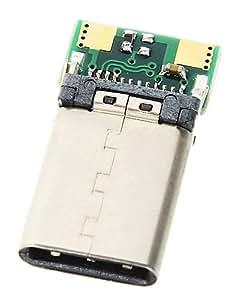cy® usb macho Tipo-c 3.1 Convertidor con conector pcb