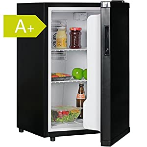 amstyle design amstyle minik hlschrank 65 liter minibar schwarz freistehender mini k hlschrank. Black Bedroom Furniture Sets. Home Design Ideas