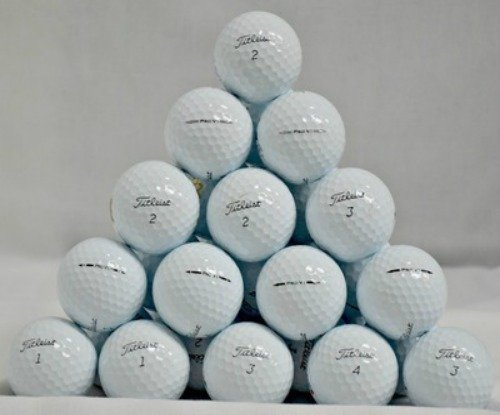 60 Titleist ProV1 5A Golf Balls