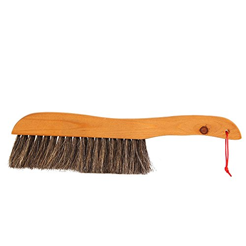boar hair clothes brush - 3