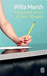 vignette de 'Le journal secret d'Amy Wingate (Willa Marsh)'