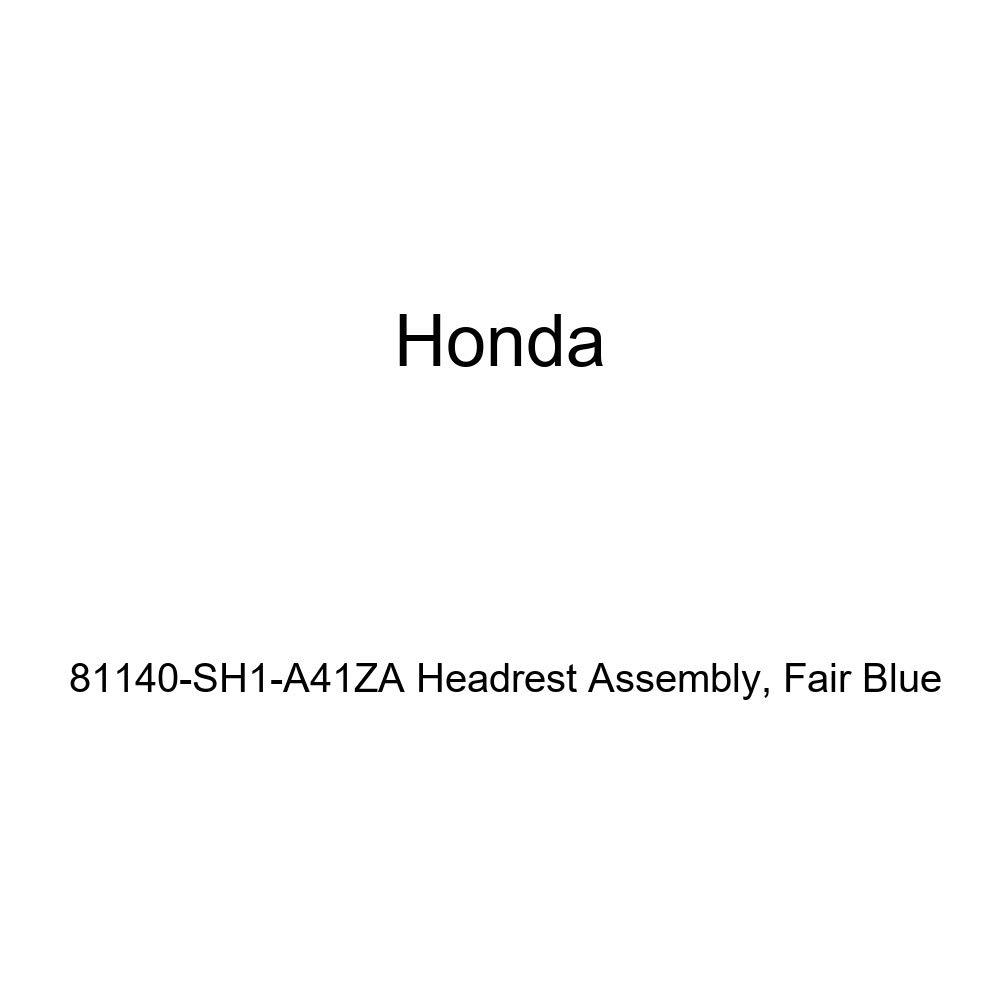 Honda Genuine 81140-SH1-A41ZA Headrest Assembly Fair Blue