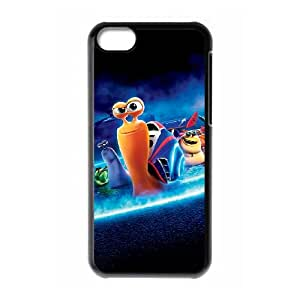 iPhone 5c Cell Phone Case Black turbo Movie Dreamworks as a gift V2093960