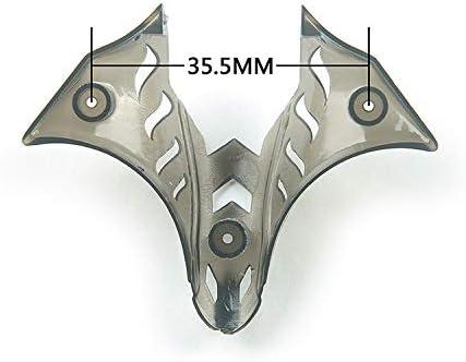 Happymodel Mobula7 Angle Adjustable Canopy for Tiny Whoop FPV Camera Black