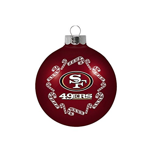 NFL San Francisco 49ers Traditional 2 5/8