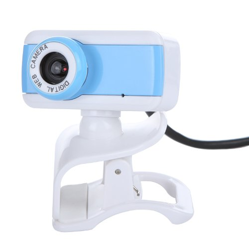 Kingzer New 4 Color USB 2.0 50.0M HD Webcam Camera Web Cam with MIC for Desktop Laptop from KINGZER
