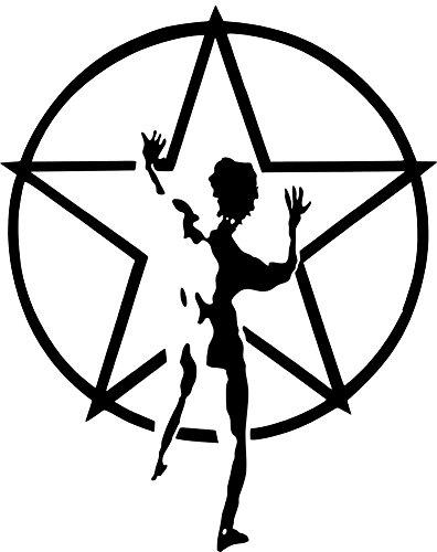 Square Deal Recordings & Supplies Rush - Black Starman Logo