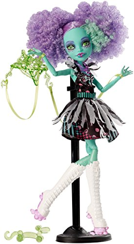 Monster High Freak du Chic Honey Swamp Doll -