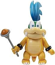 """Boneco Articulado Larry Koopa, 2.5"""", Super Mario, Ca"""