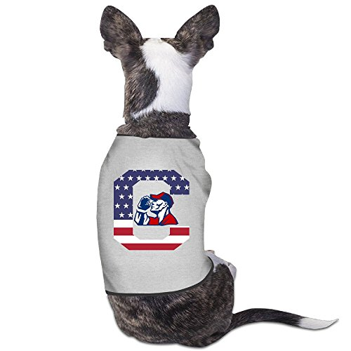 (Pet Clothes - John Usa Flag Cena Superstar Pet Shirt)