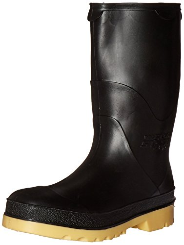STORMTRACKS 11714.02 Youths' Boot, Size 02, Black/Tan