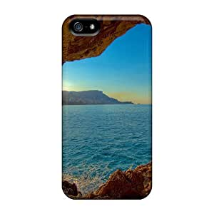 Amanda Diary YNBTw2924KeNGS Protective Case For Iphone 5/5s(a Sunset View)