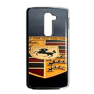 XXXD porsche Hot sale Phone Case for LG G2 Black