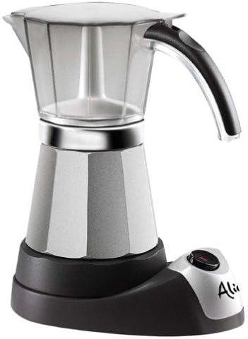 Delonghi Alicia - Cafetera moka, 6 tazas, autoapagado: Amazon.es: Hogar