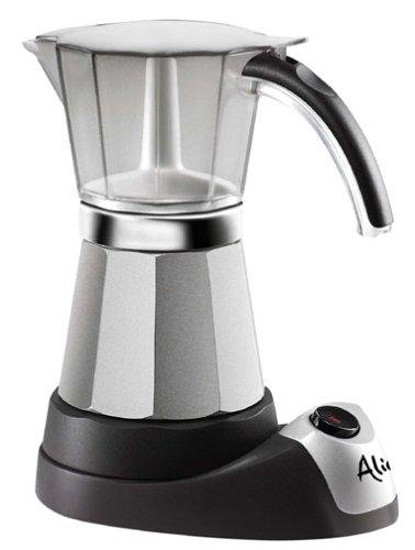 EMK6 Alicia Electric Moka Espresso Coffee Maker