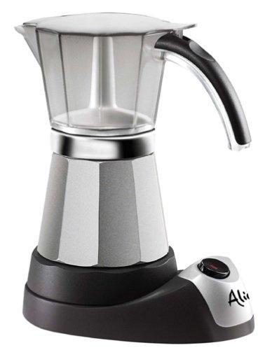 EMK6 Alicia Electric Moka Espresso Coffee Maker