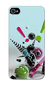 New Style Tpu 5/5s Protective Case Cover/ Iphone 5/5s Case - Abstract Abstract Art Pattern 4k Mirrors Ultra HD Dot Art Light Hd Abstract