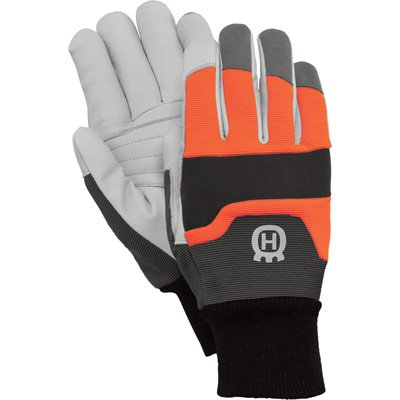 Husqvarna Forest Chain Saw Gloves - XL, Model# 579380212