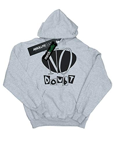 Logo Mujer Classic Doubt Capucha Cult Absolute Deporte Gris No qPt44X