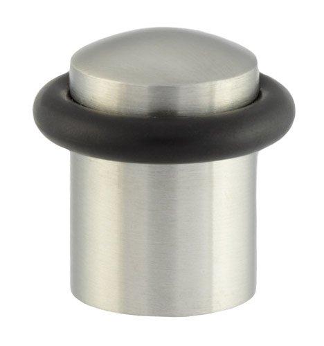 EVI Herrajes I-108 - Butoir de porte, pack de 2 unités, finition inox mat (stainless steel) 0401082UAM