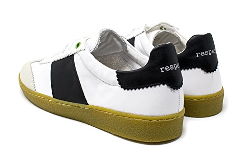In Sneakers Italy K Uomo nero Made Bianco Womsh Pelle Project w65qg