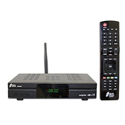 IRIS 9800 HD - Receptor de TV por satélite (Full HD 2e5780396aa