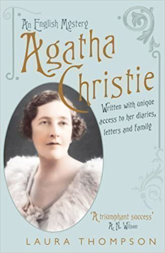 Book Agatha Christie: An English Mystery by Thompson, Laura [10 July 2008]