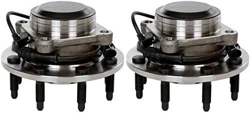 Auto Shack HB615088PR Front Wheel Hub Assembly Pair