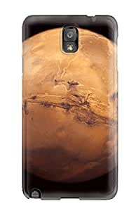 New Galaxy Note 3 Case Cover Casing(planets Sci Fi)