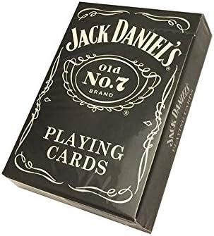 Jack Daniels Playing Card
