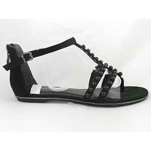 Marco Tozzi - Sandalias de vestir para mujer negro negro