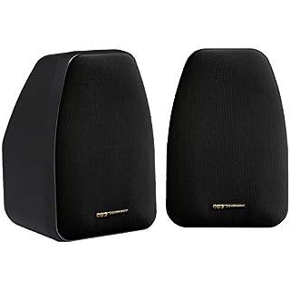 Bic America DV-32B 3 1/2-Inch 2-Way Compact Shielded Speakers (Black) (B00006JPDF)   Amazon price tracker / tracking, Amazon price history charts, Amazon price watches, Amazon price drop alerts