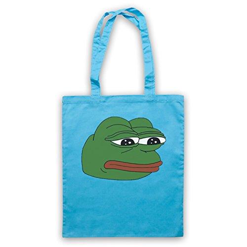 Pepe The Frog Alt-Right Meme Bolso Azul Cielo