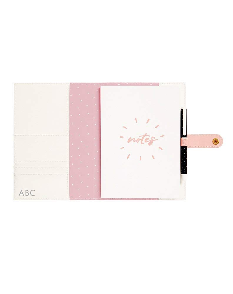 kikki.K A5 Leather Notebook Your Story