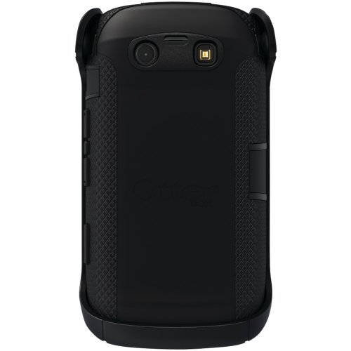 OtterBox Defender Series Case and Holster for BlackBerry 9850/9860 Torch - Retail Packaging - Black Blackberry Series Defender Cases