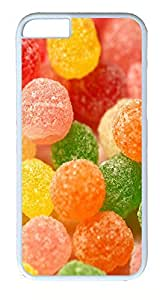 iPhone 6 Plus Cases, ACESR Plastic Hard Case Cover for Apple iPhone 6 Plus (5.5inch Screen) White Border Delicious...