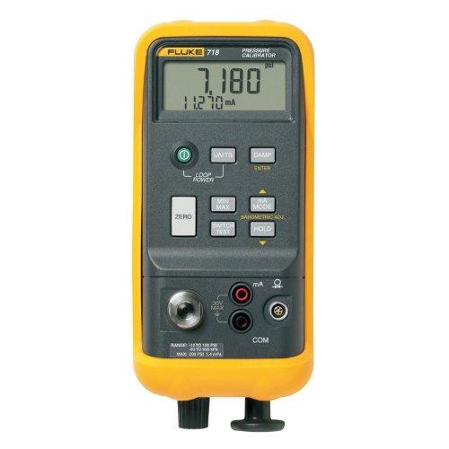 Fluke 718-1G Pressure Calibrator, -1 to 1 PSI Range from Fluke