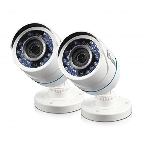 Swann SWPRO-T853CAM 1080P Multi-Purpose Day/Night Security Camera - 2-Pack