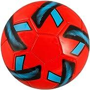IFIKK Popular Wear Resistant Match Training Football Size 3 Soccer Student Sports Kickball 8-14 Years PU Match