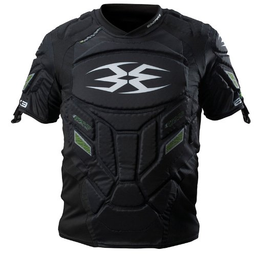 Empire Paintball Grind Pro Chest Protect - Black Pro Chest Protector Shopping Results