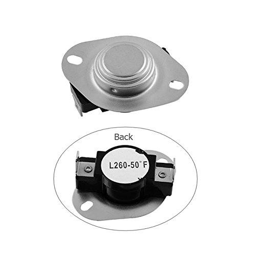 DC47 00018A 503497 35001092 Dryer Thermostat for Samsung DC47-00018A Replacement by Podoy