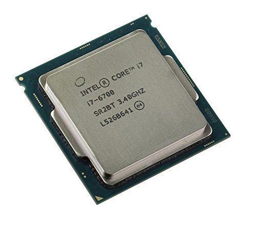 Intel Core i7-6700 3.4Ghz Quad Core Socket 1151 Skylake CPU OEM Bulk Pack