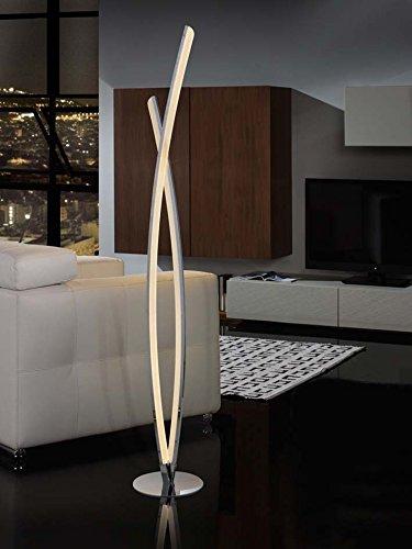 Lámpara de PIE LED : Colección LINUR: Amazon.es: Hogar