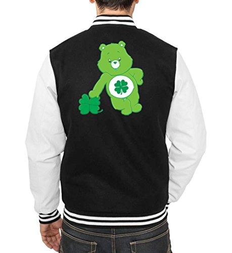 Vest Certified Freak Lucky Nero College Bear EzWfwgT7qg
