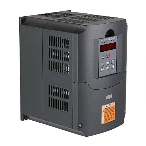 Variateur de fr/équence variateur VFD Convertisseur de fr/équence 4kw 380V 3HP pour contr/ôle de vitesse du moteur de broche SKI780-4D0G-4